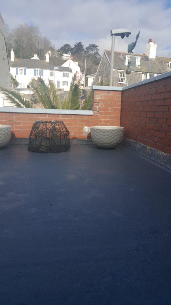 Roof Garden Flat Roof